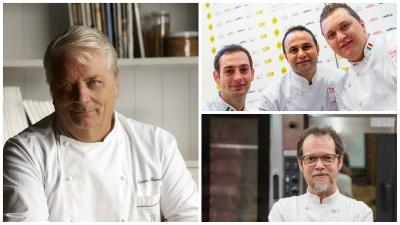 """Il tour di """"Team Massari"""" - I campioni del mondo di pasticceria e gelateria girano l'Italia"""