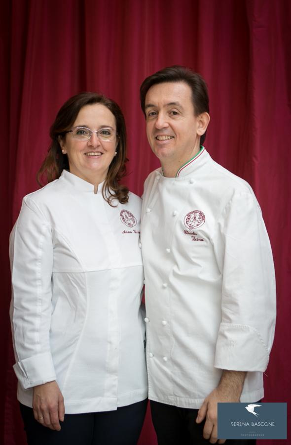Vicini da 25 anni – 25 anni di matrimonio e di cucina di Claudio e Anna Vicina –