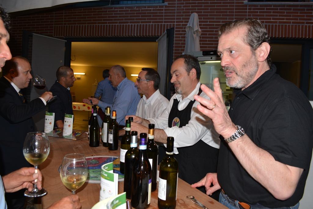 I vini di Langa e Roero e la cucina novarese in scena a Fontaneto d'Agogna