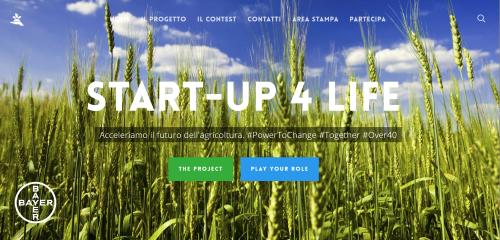Startup4life, al via la call for ideas promossa da Bayer dedicata agli over 40