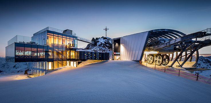 "A Sölden in Tirolo inizia ""Wein am Berg"", l'evento eno-gastronomico più alto d'Europa"