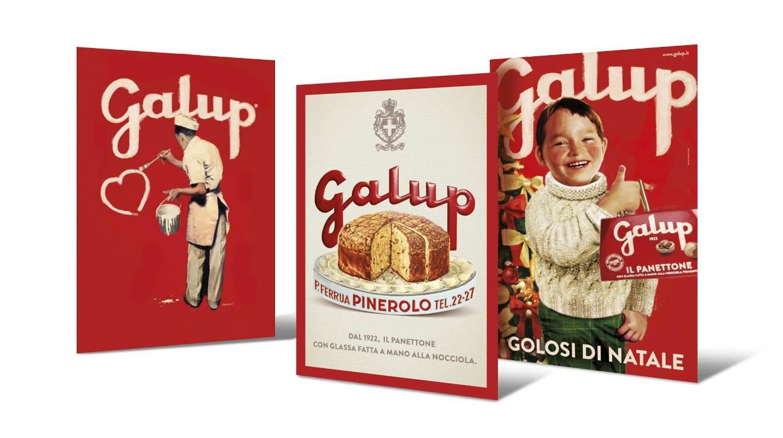 GALUP 2015 - Una storia che inizia nel 1922 con i panettoni e arriva a…