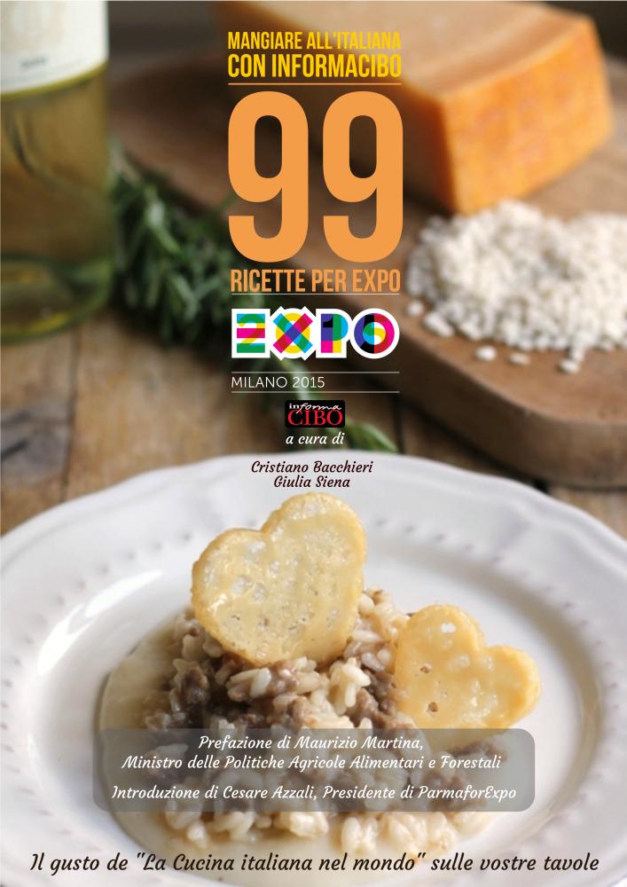 """""""99 Ricette per EXPO"""""""