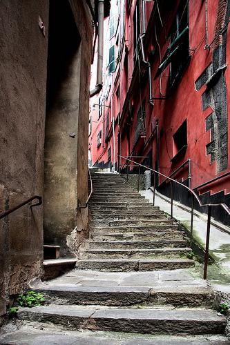 Genova città obliqua