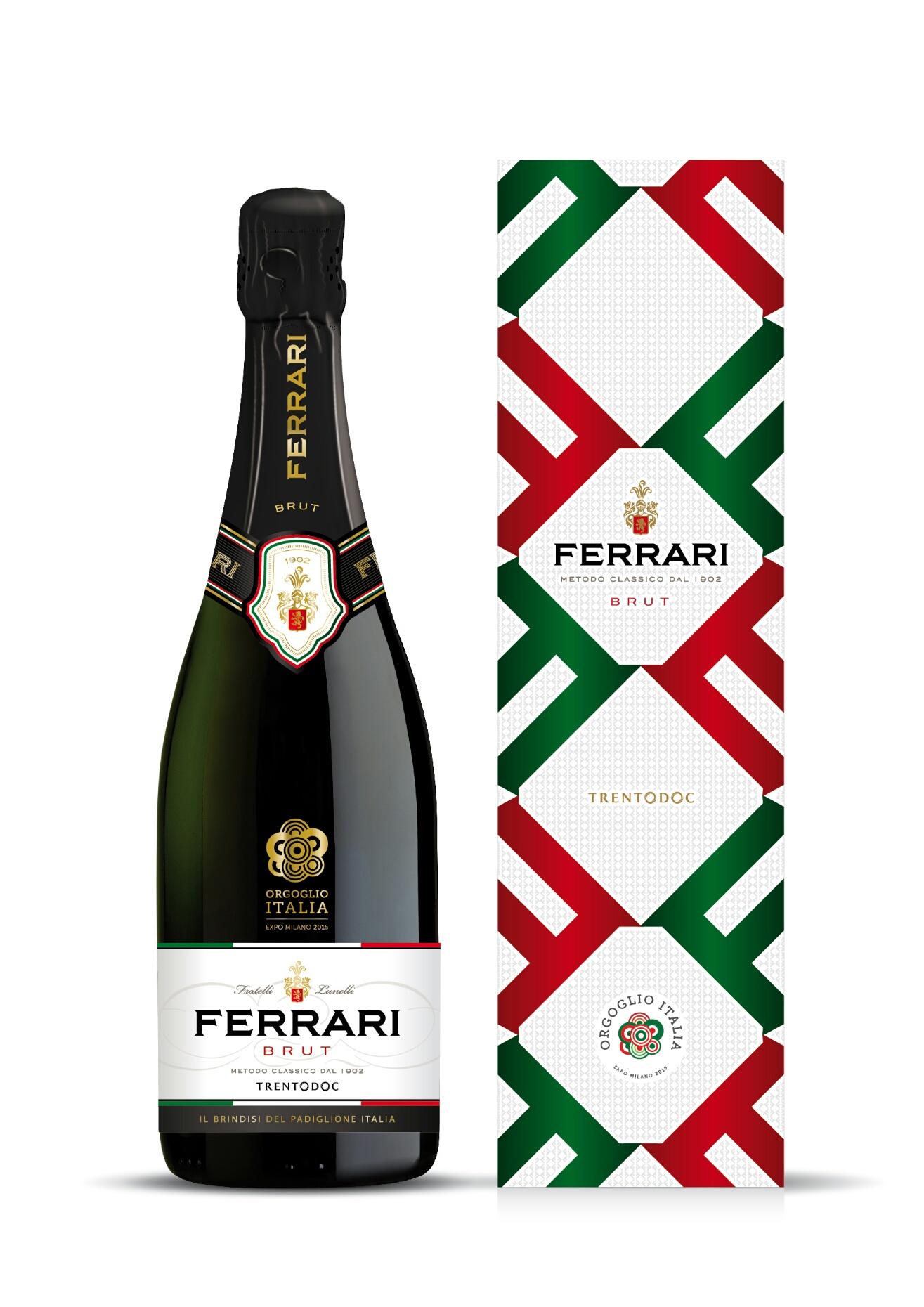 Ferrari Trentodoc