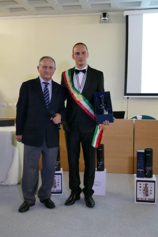 Giuseppe Vaccarini e Mattia Antonio Cianca