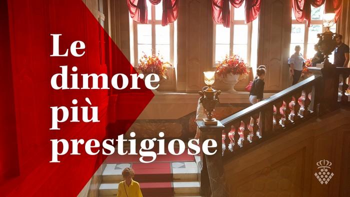 dimore prestigiose Torino e Piemonte