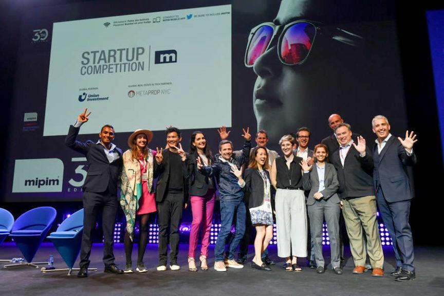 Premiazione Mipim alle Startup, edizioni precedenti