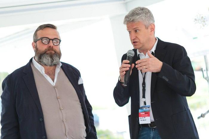 Francesco Fadda e Luca Giavi