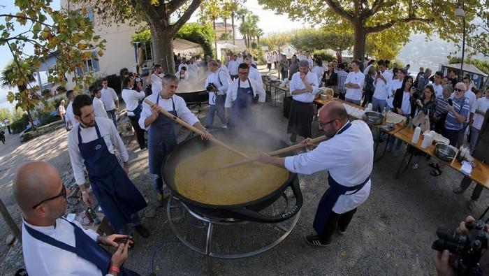 Chef evento Gente di lago e di fiume