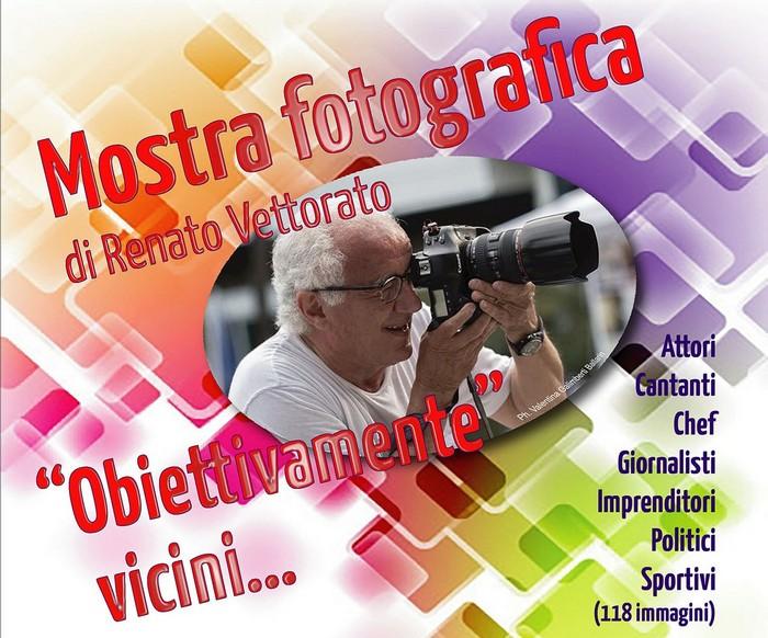 Mostra fotografica di Renato Vettorato
