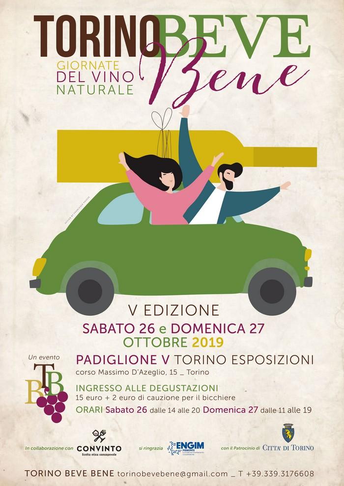 Programma evento Torino Beve Bene
