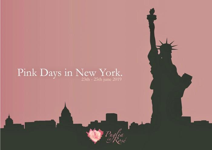 rosati di puglia a New York
