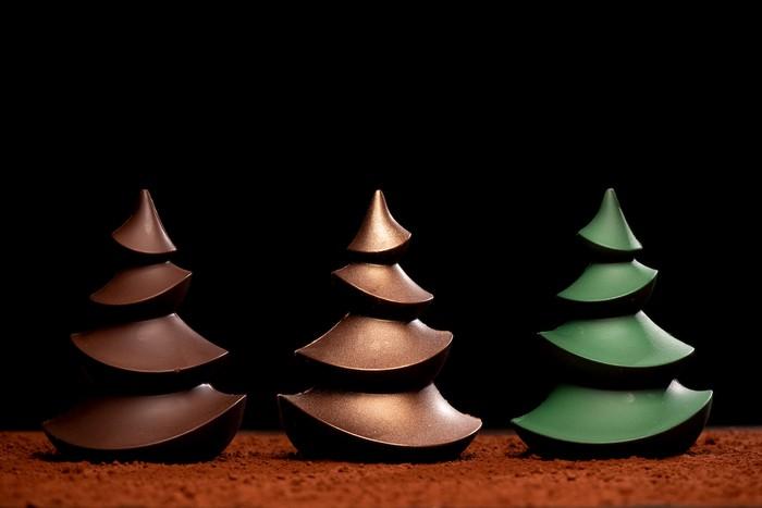 Specialità Natale cioccolato Ziccat