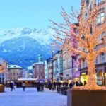 Innsbruck: ski in the city
