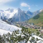 Les 2 Alpes, scintillante d'inverno…seducente d'estate