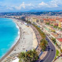 """Nizza la """"Bella"""", capitale della Costa Azzurra"""