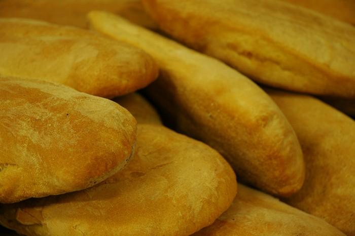 Pane di Chiaserna eccellenza gastronomica