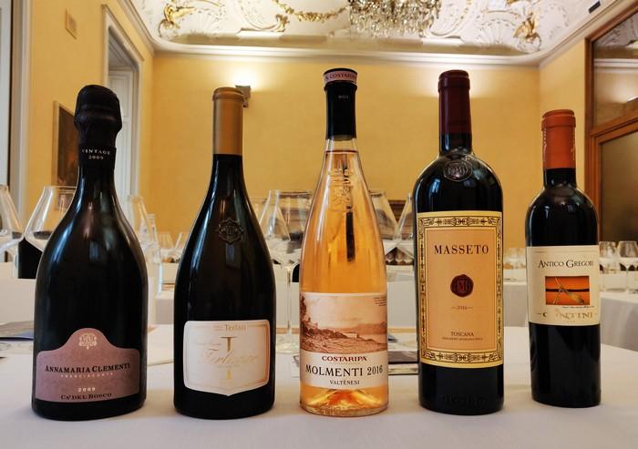 Terlaner I Grande Cuvée 2016 Miglior vino bianco d'Italia