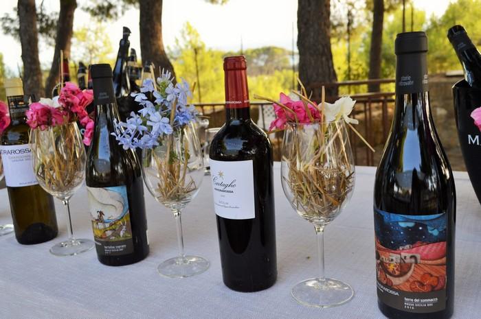 Vini Mandrarossa cantine Settesoli