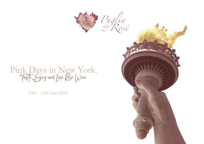 vini rosati pugliesi a new york
