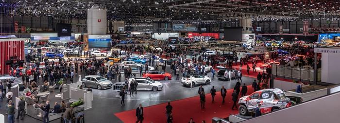 Salone auto di Ginevra