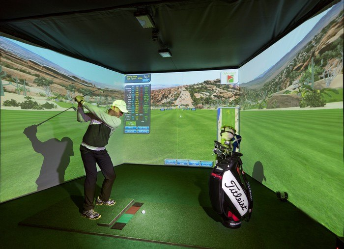 Campo da golf 3D Alto Adige