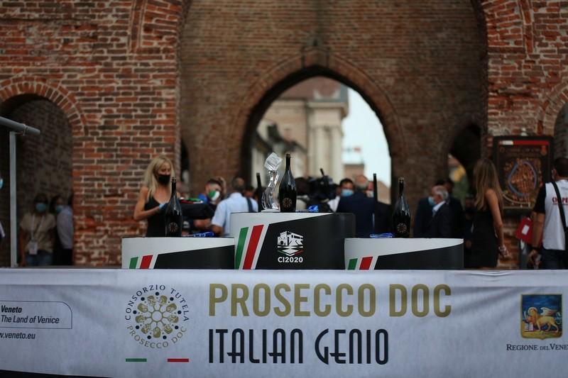 stand del prosecco doc ai campionati italiani di ciclismo