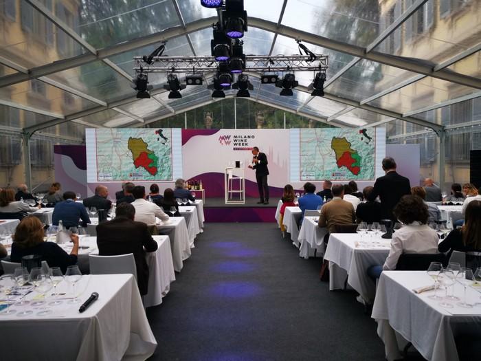Masterclass vini piemontesi Milano Wine Week