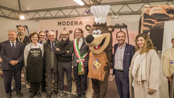 Festival cioccolato a Modena