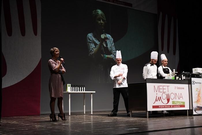 Teatro La Fenice Meet in Cucina Marche