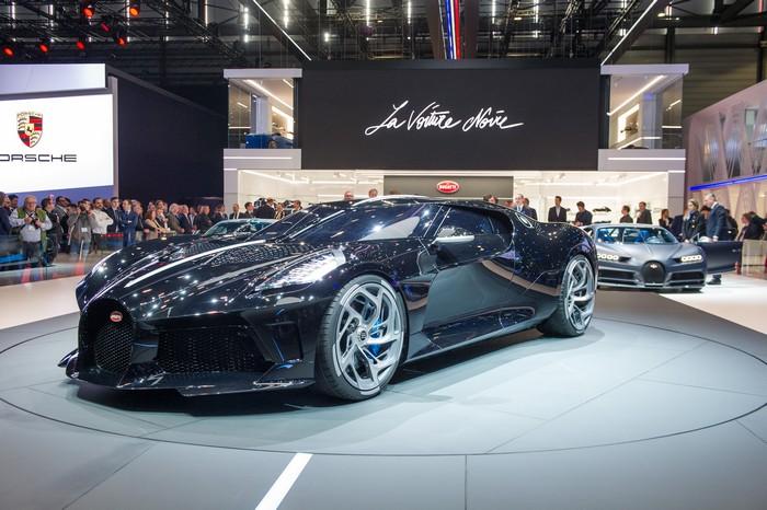 Ginevra Salone Internazionale dell'Auto