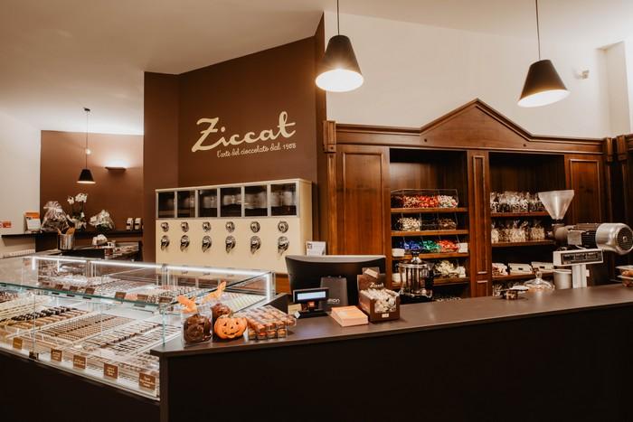 Caffetteria Ziccat a Torino