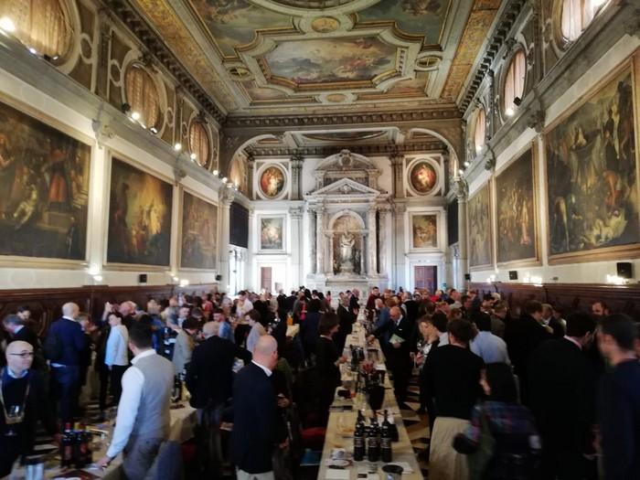 2800 visitatori a Gusto in scena a Venezia
