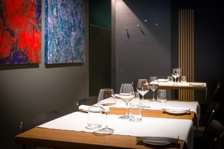 Tavoli ristorante aRoma Torino