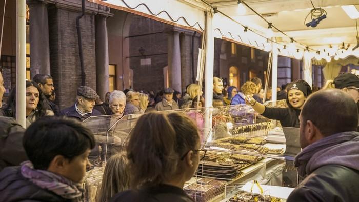 Festa cioccolato Sciocola' a Modena