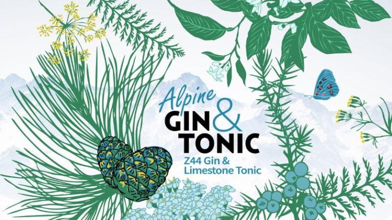 cocktail da casa Alpine-Gin-&-Tonic_roner