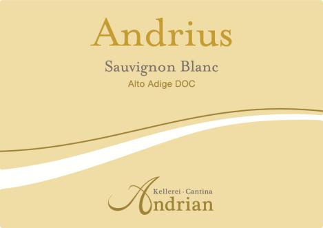 Alto Adige Sauvignon Blanc DOC | Cantina Andriano
