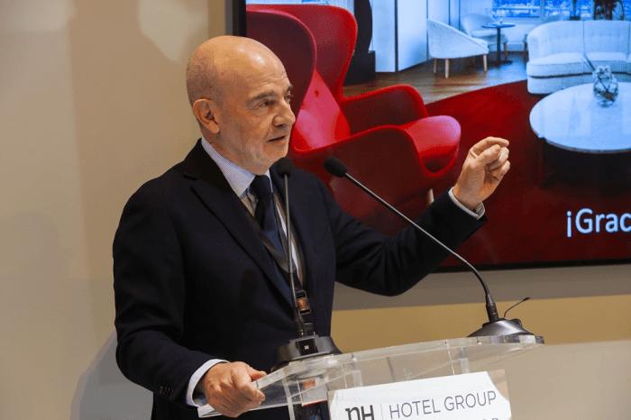 Amministratore Delegato NH Hotel Group Ramón Aragonés