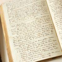 Nuova sala dedicata all'archivio Ingham-Whitaker alle Cantine Pellegrino