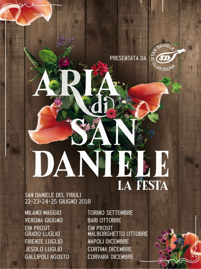 Aria di San Daniele Tour