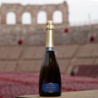 Soave Spumante Brut Arnea vino ufficiale della stagione lirica di Verona