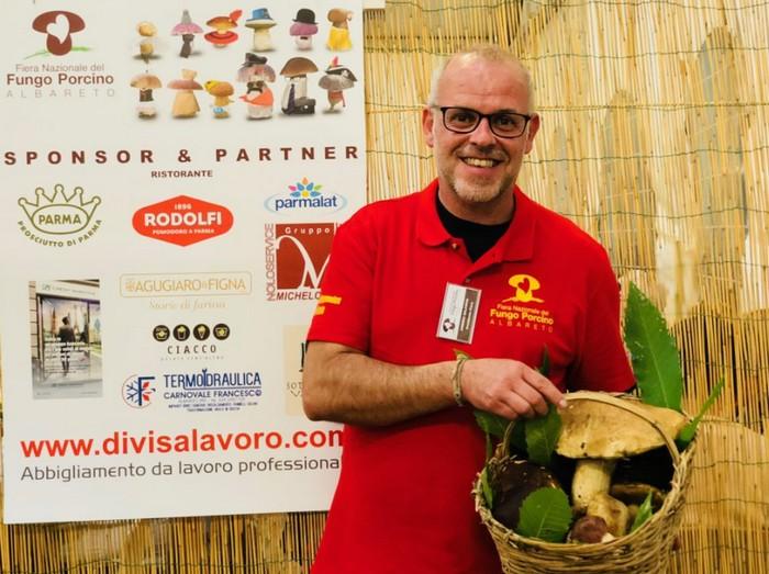 Associazione Fungo Porcino di Albareto – Andrea Delpippo