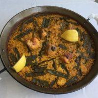 Valencia e la sua originale paella