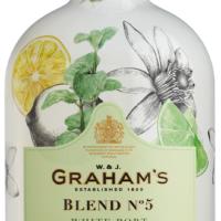 Nuovo vino di Porto Bianco Graham's Blend n.5
