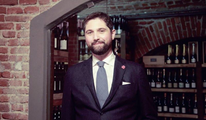 CANAVACCIUOLO BISTROT Torino - Pino Savoia Direttore