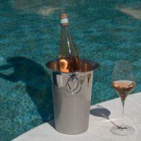 Chiaretto vino rosè Garda