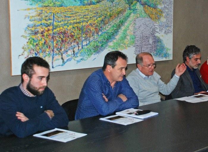 Presidente Giordano e vice Fornaro Vinchio Vaglio Serra