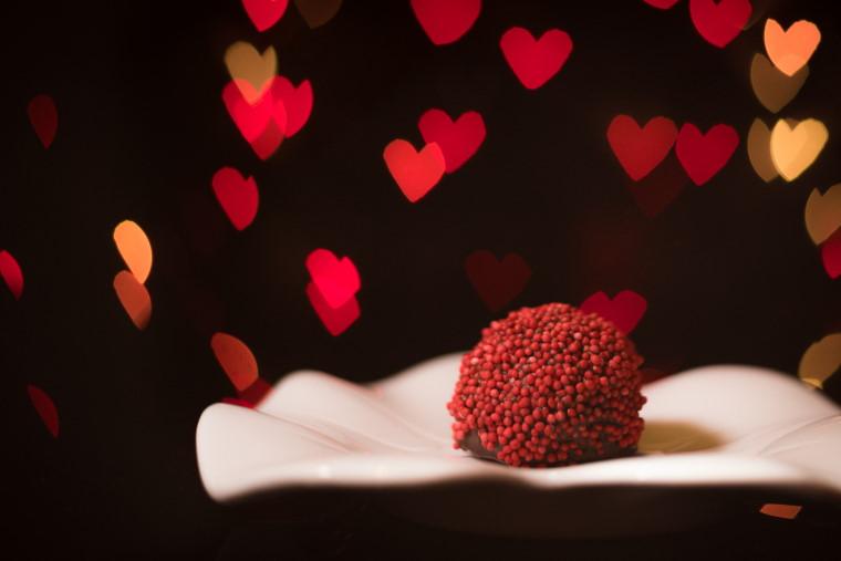 dolce Cri, menù di san Valentino a Casa Vicina