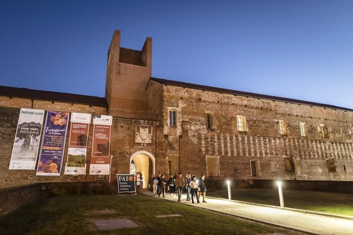Castello Sforzesco -Novara - Taste Alto Piemonte